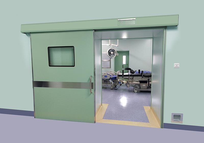 医用钢质洁净门