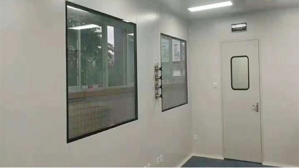 钢制洁净门