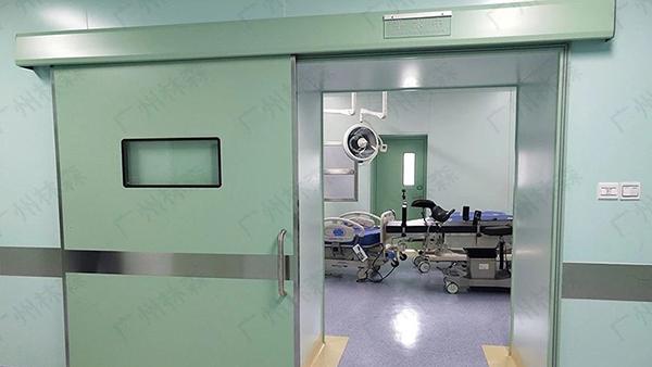安装手术室自动洁净门应该注意以下细节问题