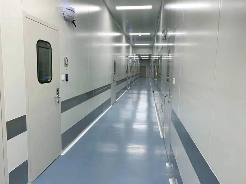医院钢质洁净门