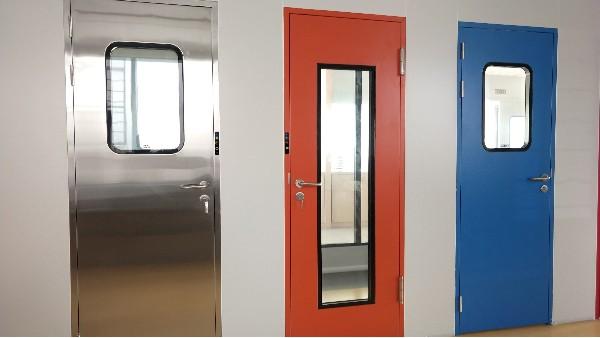 不锈钢洁净门