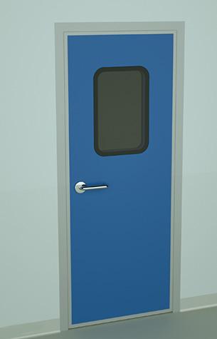 铝框密胺脂洁净门