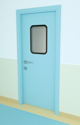 钢制医用洁净门