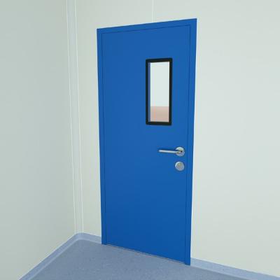 工业铝钢洁净门